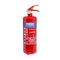PowerX 2kg Powder Fire Extinguisher