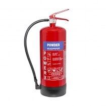 PowerX 9kg Powder Fire Extinguisher