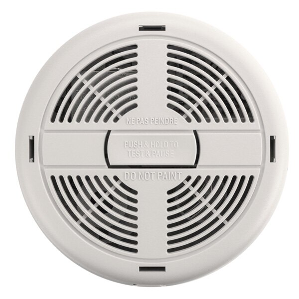 Mains Powered Ionisation Smoke Alarm - BRK 670MBX