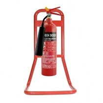 Suitable for a single extinguisher up to 9kg/9ltr in size