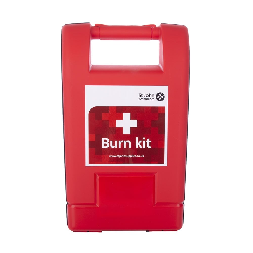 St John Ambulance Standard Burn Kit