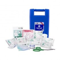 Catering first aid kit compliant with BS 8599-1: 2019