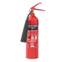 Image of the 2kg CO2 Fire Extinguisher - Jewel Saffire
