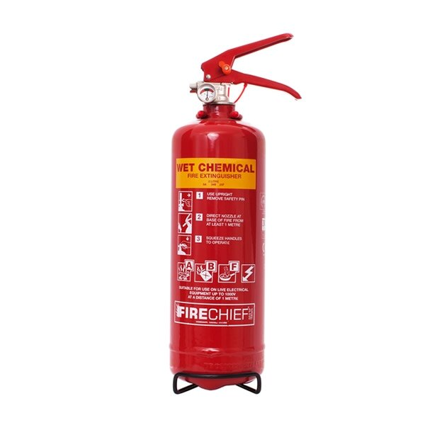 2ltr Wet Chemical Fire Extinguisher - FireChief