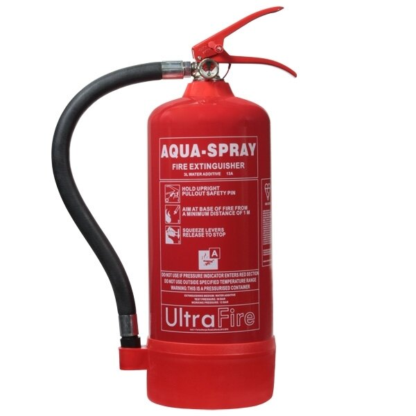 3ltr Water Additive Fire Extinguisher - Ultrafire