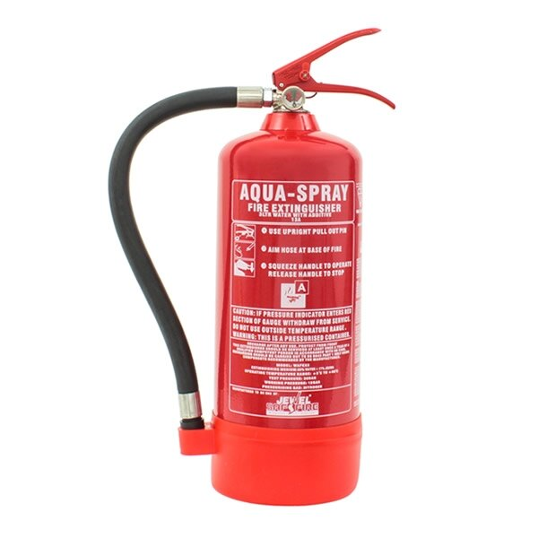 3ltr Water Additive Fire Extinguisher - Jewel Saffire