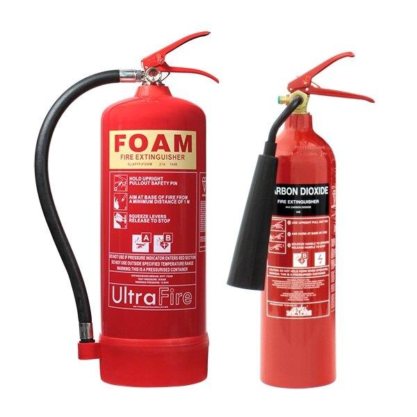 2kg co2 6ltr foam fire extinguisher special offer. Black Bedroom Furniture Sets. Home Design Ideas