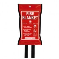 Image of the Economy Fire Blanket