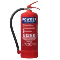 Image of the 6kg Powder Fire Extinguisher - Ultrafire