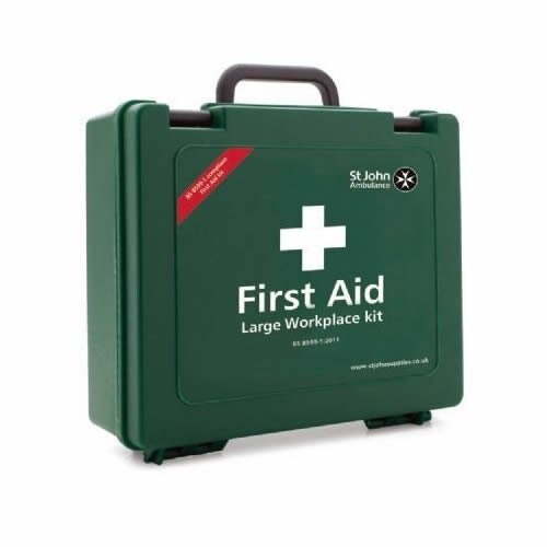 BS 8599-1:2011 Workplace First Aid Kit - Small