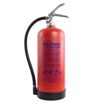 Image of the Service Free 6kg Powder Fire Extinguisher - Britannia P50
