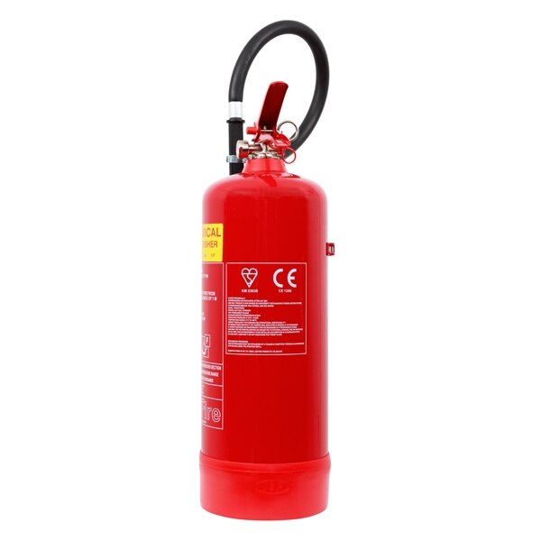6ltr Wet Chemical Fire Extinguisher - Ultrafire