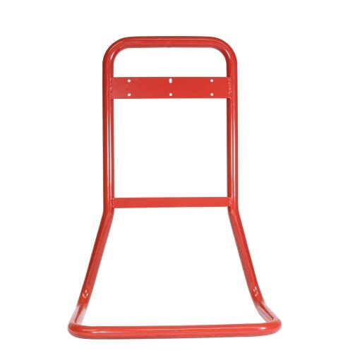 Image of the Double Metal Fire Extinguisher Stand in Red - UltraFire