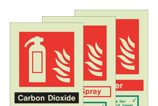 More info about Fire Extinguisher ID Signs