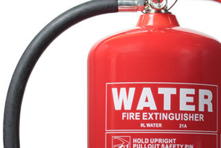 Jewel Saffire water fire extinguishers at low prices